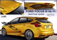 Zadní spoiler zadní pro FORD Focus htb 2011r =>