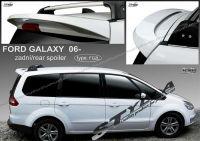 Spoiler zadní kapoty pro FORD Galaxy 2006r =>