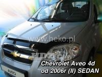 Deflektor Lišta prednej kapoty PKL CHEVROLET Lacetti Aveo II 4dv., 2006 sedan