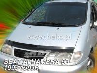Deflektor Lišta prednej kapoty SEAT Alhambra 5dv. 95-2000r