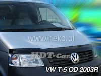Deflektor Lišta prednej kapoty VW T5 2dv. 2003r