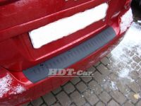 Ochranná krycí lišta zadního nárazníku CHEVROLET Aveo sedan 2007r =>