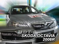 Zimná clona masky chladiča ŠKODA Octavie II 2007-2013r horní