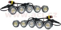 Přídavná světla pro denní svícení jednotlivá 12V LUCAS