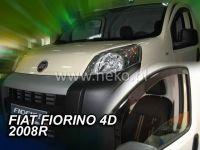 Plexi, ofuky Fiat Fiorino 4/5D 2008 => přední HDT