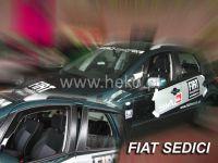 Plexi, ofuky Fiat Sedice 5D 2007 =>, přední HDT