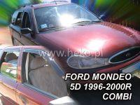 Plexi, ofuky Ford Mondeo 96-2000r combi 4dv, přední + zadní HDT