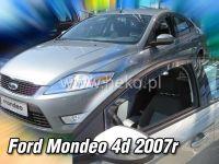 Plexi, ofuky Ford Mondeo 2007r =>, 5dv., 2ks přední HDT