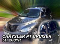 Plexi, ofuky Chrysler PT Cruiser 5D 2001 =>, přední HDT