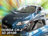 Plexi, ofuky Honda CR-Z 3D 2010 =>, přední HDT