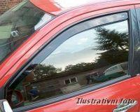 Plexi, ofuky Hyundai Tucson 5D 2005 =>, přední + zadní HDT