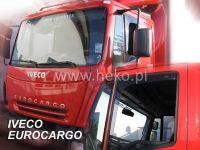 Plexi, ofuky Iveco Eurostar, přední HDT