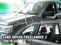 Plexi, ofuky Land Rover Freelander II 5D. 2007 =>, přední HDT