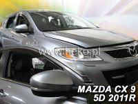 Plexi, ofuky MAZDA CX-9, 4D 2007 =>, přední HDT