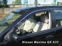 Plexi, ofuky NISSAN Maxima QX A33 4D, 2000 => HDT