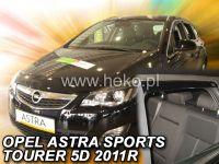 Opel Astra Sports Tourer IV 5D 2011r => combi, 4ks predné+zadné