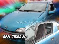 Plexi, ofuky OPEL Tigra 3D, přední HDT