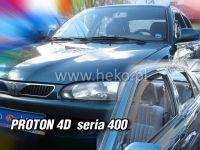 Plexi, ofuky PROTON 4D, ser 400, přední HDT
