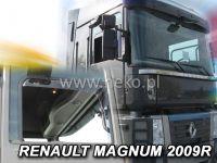 Plexi, ofuky RENAULT Magnum II 2009 =>, přední HDT