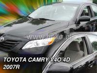Plexi, ofuky Toyota Camry V40 4D 2007 =>, přední HDT