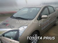 Plexi, ofuky Toyota Prius 5D, 2003, přední HDT