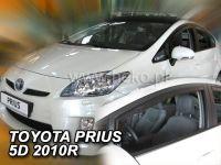 Plexi, ofuky TOYOTA Prius VI 5D 2010 =>, přední HDT