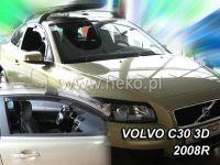 Plexi, ofuky Volvo C30 3D 07R přední HDT