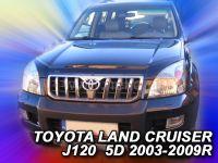 Deflektor Lišta prednej kapoty PKL Toyota Land Cruiser J120 2003-2009r 5D
