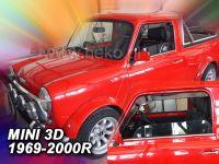 Protiprůvanové plexi, Mini 3D  69-2000r, 2ks predné