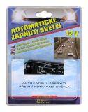 Automatické rozsvícení světel pro přední potkávací světla automobilu Vyrobeno v EU