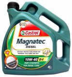 Motorový olej Castrol magnatec Diesel 10W-40 B3, 4 litr