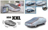 Zobraziť detail - Autoplachta XXL 570×203×119cm Ochranná plachta proti kroupám