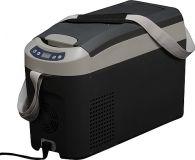 Prenosná kompresorová chladnička TB15, 15L, 12V 24V chladiaci box s mikro kompresorom