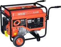 Elektrocentrála - benzínový generátor 4,0kW