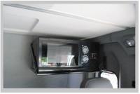 Mikrovlnná rúra 24V TruckChef WIDE pre auto, ťahač