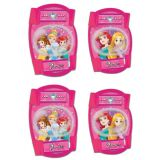 Chrániče kolien a lakťov pre deti Princezny - 4ks