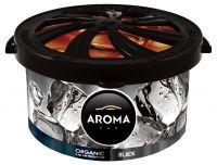 Vône čierna AROMA CAR ORGANIC 40g  BLACK  FAL038