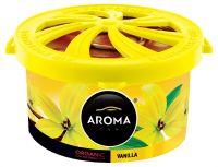 Vône vanilka AROMA CAR ORGANIC 40g VANILLA  FAL932