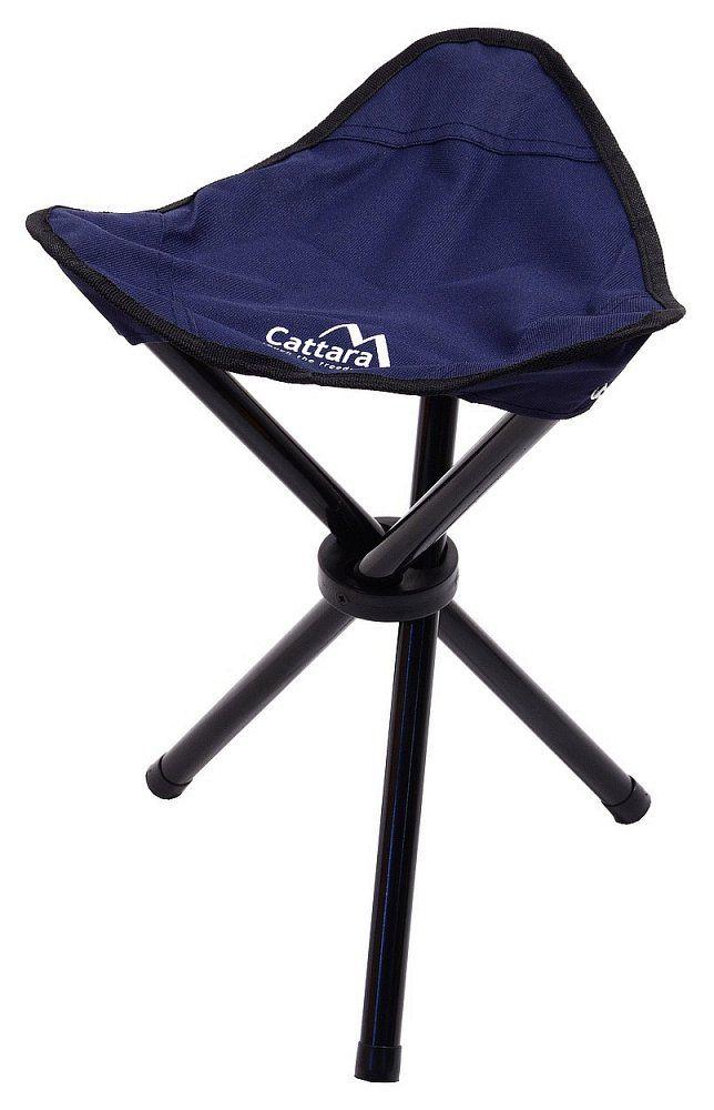 034c16431bc5 Kempingová skladacie stoličky modrá OSLO CATTARA