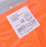 Univerzální dětská reflexní vesta oranžová S, 4-15 let Vyrobeno v EU
