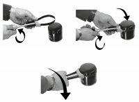 Univerzální klíč na olejový filtr páskový carCommerce