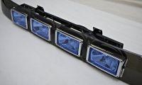 Slunečná clona MB Actros MP4 BIG SPACE, GIGA SPACE FVM, komplet