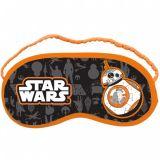 Star Wars BB-8 maska na spanie pre deti 18 x 8,5 cm