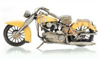 Model motocykla INDIAN kovový 37 x 11 x 16 cm