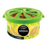 Osviežovač aroma Citron AROMA CAR ORGANIC 40g LEMON