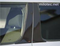 Kryty dverových stĺpikov Škoda Yeti Škoda Yeti 2009-2013 =>, Milotec