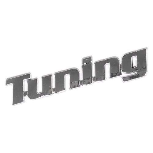 Samolepka Tuning