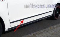 Ochranné lišty bočních dveří, Škoda Citigo, 5-dveř.