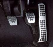 Sportovní pedály Milotec (vozy s manuál.převodovkou)- Octavia II, Octavia II Facelift, Superb II, Ye