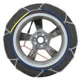 Sněhové řetězy zesílené 205/50 R17 X90, 12mm X90, 3,0mm Sheron pre osobné vozy